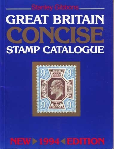 9780852593684: Great Britain Concise Stamp Catalogue