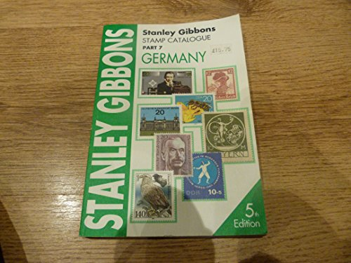9780852594025: Stamp Catalogue: Germany Pt. 7