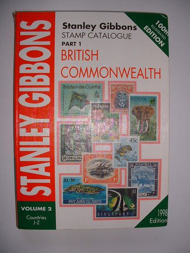 9780852594285: Stamp Catalogue: Countries J-Z, 1998 Pt.1