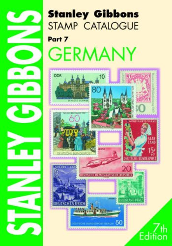 9780852595244: Stanley Gibbons Stamp Catalogue: Germany Pt. 7