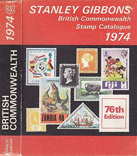 9780852595503: BRITISH COMMONWEALTH STAMP CATALOGUE