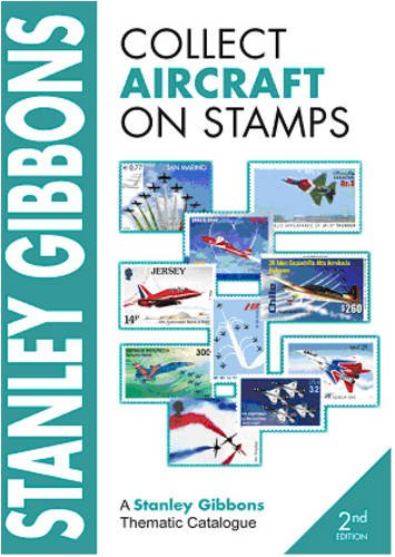9780852597064: Stanley Gibbons Collect Aircraft on Stamps (Stanley Gibbons Thematic Catalogue)