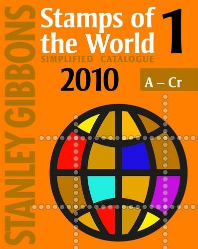 9780852597217: Stanley Gibbons Stamps of the World 2010: v. 1