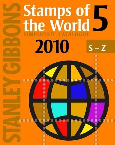 9780852597262: Stanley Gibbons Stamps of the World: v. 5