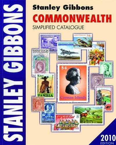 9780852597439: Stanley Gibbons Commonwealth Simplified Stamp Catalogue