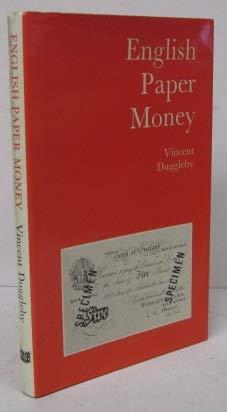 9780852597903: English Paper Money