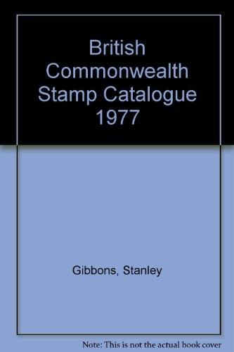9780852598153: British Commonwealth Stamp Catalogue
