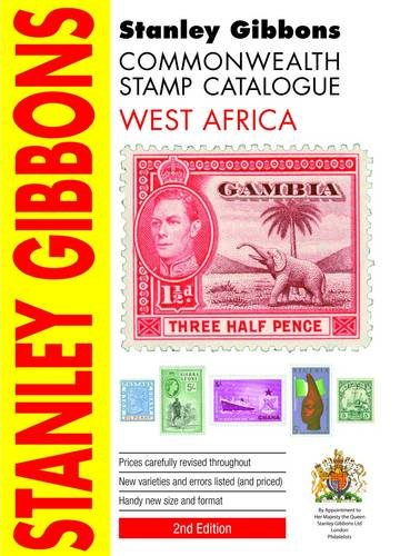 9780852598665: Commonwealth Stamp Catalogue West Africa