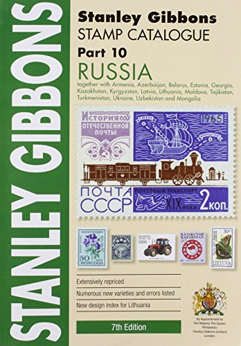 9780852598924: Stanley Gibbons Part 10 Russia