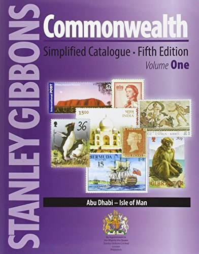 Commonwealth Simplified Stamp Catalogue 2013: Commonwealth Simplified Catalogue (Paperback): ...