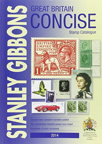 9780852599143: Stanley Gibbons Stamp Catalogue 2014: Great Britain Concise