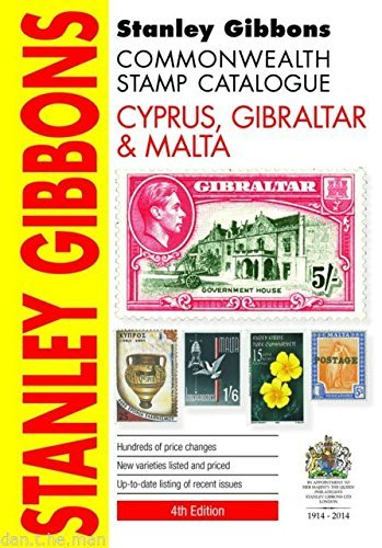9780852599273: Cyprus Gibraltar Malta Stamp Catalogue