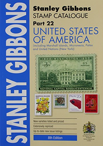 Stamp Catalogue: United States of America and Associated States (Also Covering United Nations (New ...