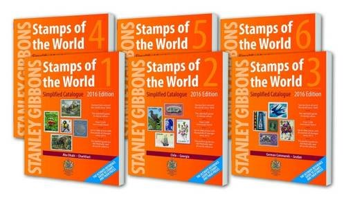 Stamps of the World Simplified Catalogue 2016: Jefferies, Hugh