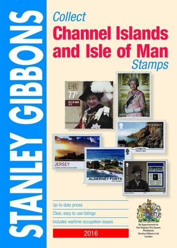 Collect Channel Islands & Isle of Man Stamp Catalogue: Jefferies, Hugh