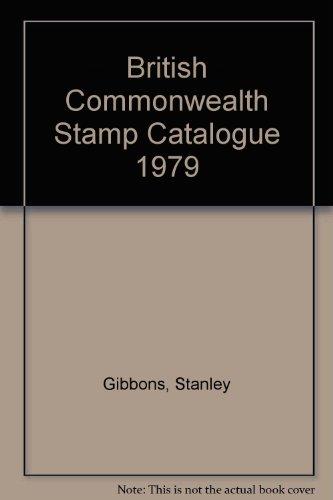 9780852599952: British Commonwealth Stamp Catalogue