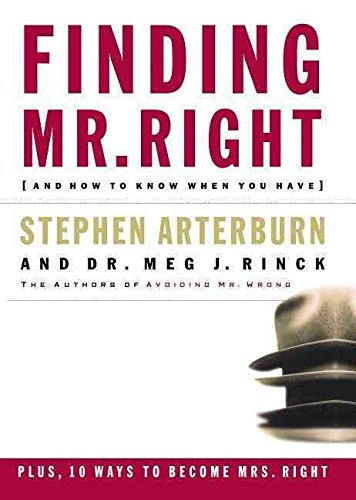 9780852627761: Finding Mr. Right: And How to Know When You Have