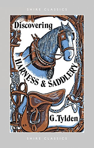 9780852631058: Discovering Harness and Saddlery (Shire Discovering)
