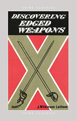 9780852631386: Discovering Edged Weapons (Shire Discovering)