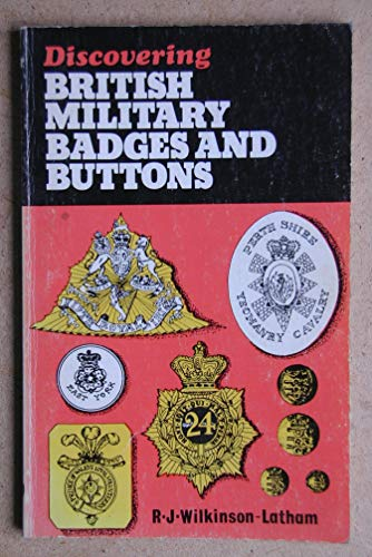 9780852631782: Discovering British Military Badges and