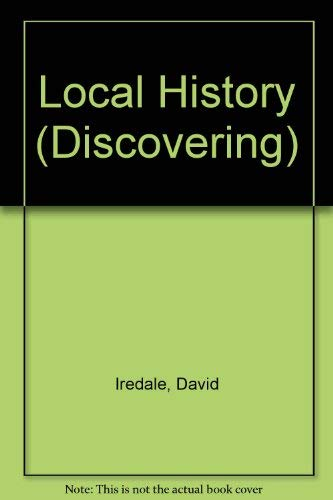 9780852631942: Local History (Discovering)