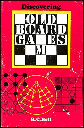 9780852632352: Old Board Games
