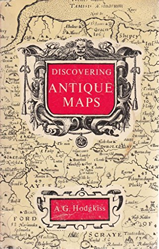 9780852632895: Discovering Antique Maps (