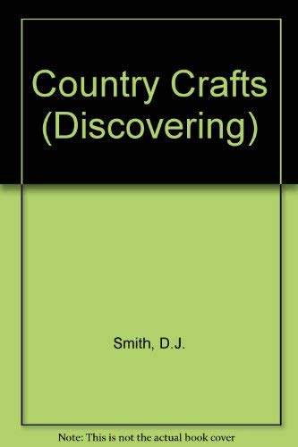 Country Crafts (Discovering)