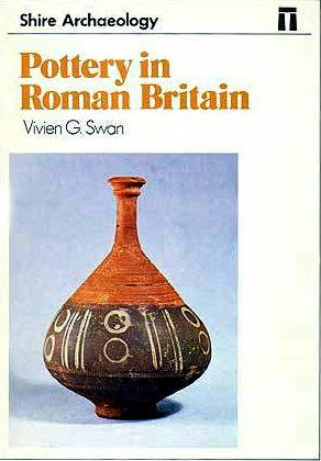 9780852634257: Pottery in Roman Britain (Shire archaeology)