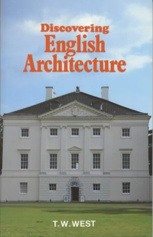 9780852634554: Discovering English Architecture (Shire Discovering)