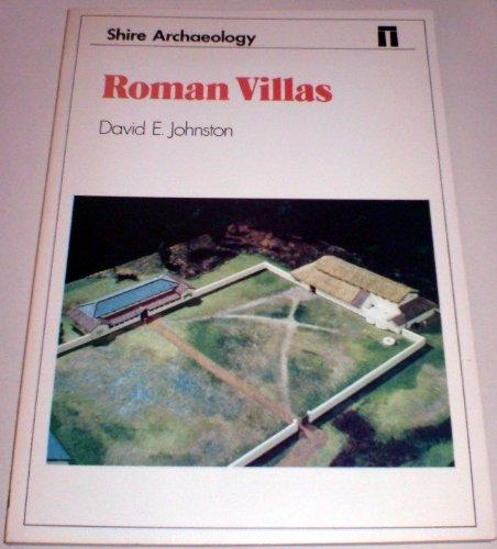 9780852634592: Roman Villas (Shire archaeology)