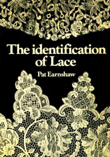 9780852634844: The identification of lace