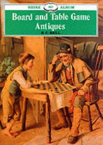 9780852635384: Board and Table Game Antiques (Shire Library)