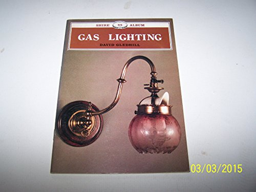 9780852635391: Gas lighting
