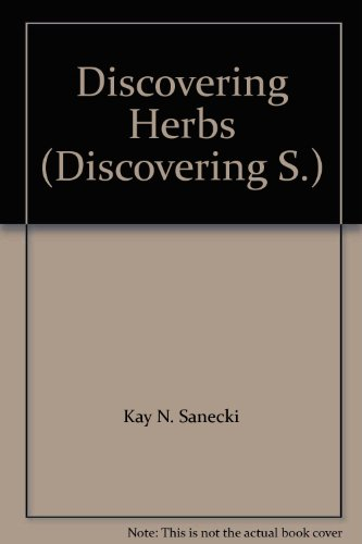 9780852635865: Discovering Herbs (Discovering S.)