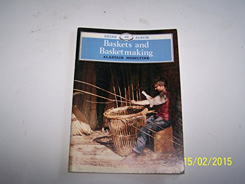 9780852636114: Baskets and Basketmaking (Album Series)