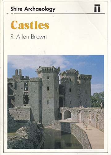 Castles (Shire archaeology series)