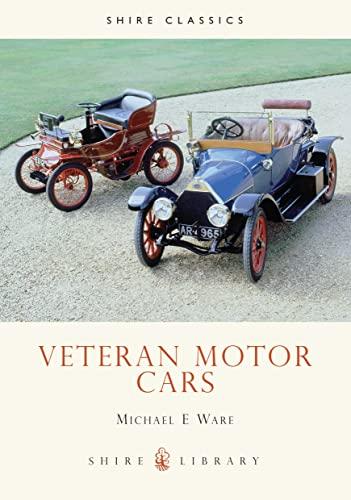 9780852636589: Veteran Motor Cars (Shire Album)