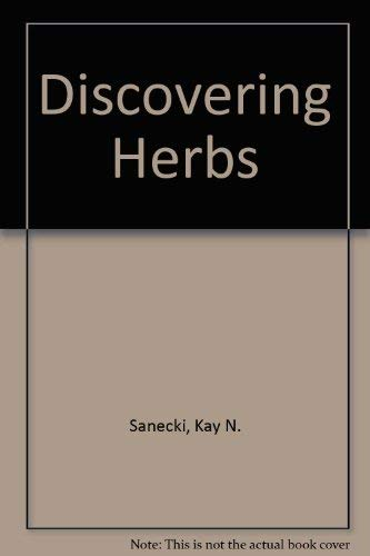 9780852637197: Discovering Herbs