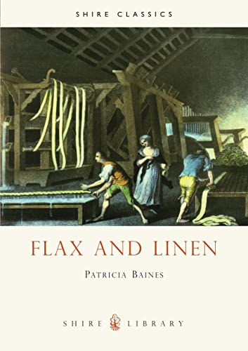9780852637272: Flax and Linen: Shire Album Ser