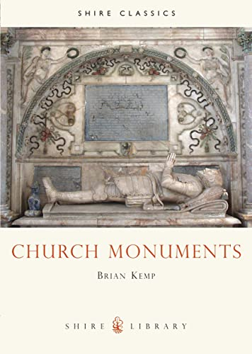 9780852637685: Church Monuments (Shire Library)