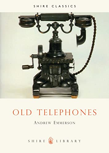 9780852637814: Old Telephones (Shire Library)