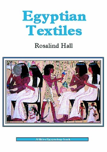 Egyptian Textiles (Shire Egyptology)