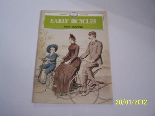 9780852638033: Early Bicycles (Shire Albums)