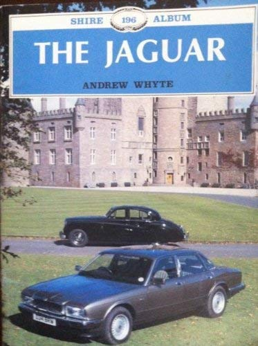 9780852638712: The Jaguar (Shire Albums)