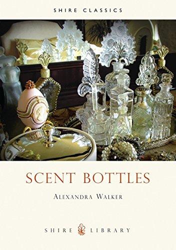 Scent Bottles (Shire Library): Alexandra Walker