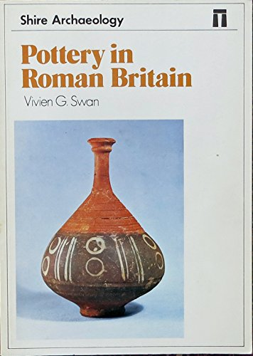 9780852639122: Pottery in Roman Britain (Shire archaeology series)