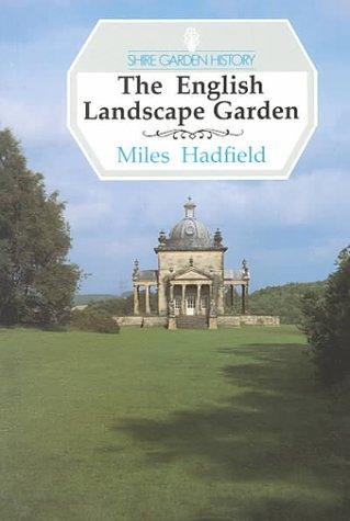 9780852639191: The English Landscape Garden (Shire Garden History S.)