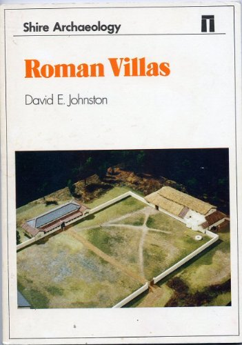 9780852639610: Roman Villas (Shire archaeology series)