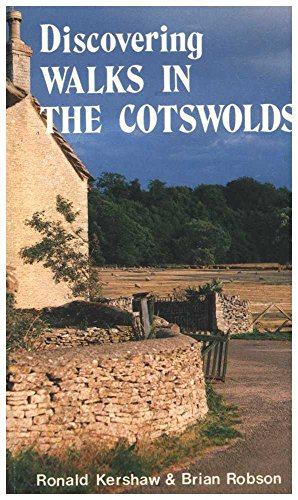 9780852639924: Discovering Walks in the Cotswolds